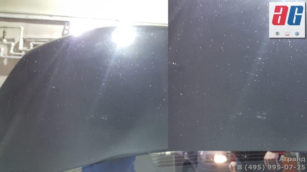 замена лобового стекла ауди