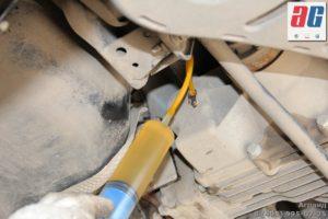 Ауди Q3 замена масла в муфте Халдекс 5 с промывкой сетки (ТО-30)