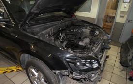 Ремонт двигателя Audi Q5